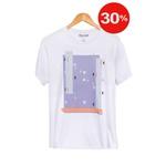 Camiseta Estampada Triangulos