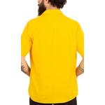 Camisa Visco Confort Amarela