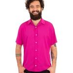 Camisa Visco Confort Pink