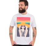 Camiseta Estampada Colors
