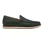 Sapato Casual Loafer Edie Verde