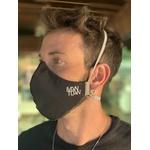 Máscara Tecido Lavável Basics Cinza Cor 1.5