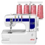 Máquina de Costura Galoneira Doméstica Elna 444 + BRINDES ESPECIAIS (ESCOLHA DO CLIENTE)