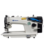 Máquina de Costura Reta Direct Drive SA-MQ1 Sansei + BRINDES ESPECIAIS (ESCOLHA DO CLIENTE)