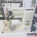 Máquina de Costura Transporte Duplo 02 Agulhas Yamata FY9920 + BRINDES ESPECIAIS (ESCOLHA DO CLIENTE)