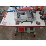 Máquina Galoneira Industrial plana 4 Agulhas Fundelo Sun SPECIAL SS-858D-01CB460-SP-BR Direct Drive