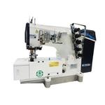 Maquina Galoneira Sansei Base Plana 3 Agulhas Direct Drive SA-MW1-364DD - 220 V