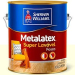 METALATEX SUPER LAVÁVEL TINTA ACRÍLICA fosco 3,6L