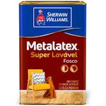 METALATEX SUPER LAVÁVEL TINTA ACRÍLICA FOSCO 18L