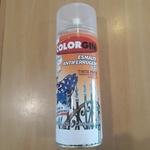 Tinta Spray Brilhante Esmalte Antiferrugem 3X1