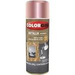 Tinta Spray Colorgin Metalico
