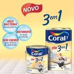 CORAL 3 EM 1 3,6L