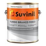 Fundo Preparador De Madeira Branco Fosco 3,6L Suvinil