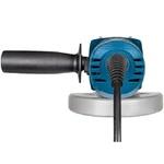 Esmerilhadeira Angular 4.1/2 Pol 850W 127v GWS850 Bosch