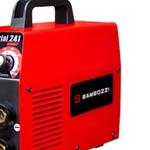 Maquina de Solda Fonte Inversora a Industrial 241 200AMP Bambozzi
