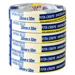 Fita Crepe MSK 6140 18mmx50m - Eurocel