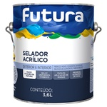 Selador Acrílico 3,6L - Futura