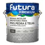 Resina Protetora para Piso, Pedra e Telha Incolor 3,6L - Futura