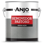 Removedor de Tinta Pastoso 3,6KG - Anjo