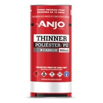 Thinner Carbon PU TH5003 0,9L - Anjo