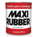 Adesivo para Laminação 0,9L - Maxi Rubber