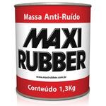 Massa Anti-Ruído 1,3kg - Maxi Rubber