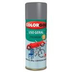 Spray Uso Geral Metálico 400ml Alumínio para Rodas - Colorgin