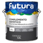 Fundo Protetor Zarcão Fosco 3,6L - Futura