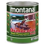 Osmocolor Stain Preservativo UV Deck Castanho 0,9L - Montana
