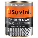 Esmalte 3 em 1 Contra Ferrugem Brilhante 0,9L - Suvinil