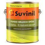 Tinta Fundo Branco Epóxi Fosco 2,7L - Suvinil