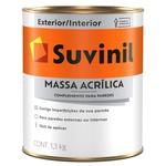Massa Acrílica Premium 1,3KG - Suvinil