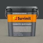 Textura Cimento Queimado 5kg - Suvinil