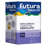 Tinta Acrílica Premium Absoluto Fosco 18L - Futura