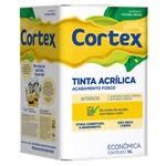 Tinta Acrílica Cortex Econômica Fosca 18L - Futura