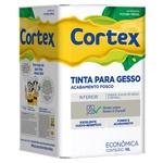 Tinta para Gesso Fosca Cortex 18L Branco - Futura