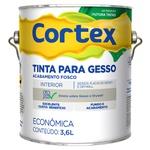 Tinta para Gesso Fosca Cortex 3,6L Branco - Futura