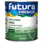 Tinta Premium para Piso Fosca 0,9L - Futura