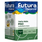 Tinta Premium para Piso Fosca 18L - Futura