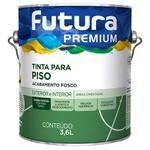 Tinta Premium para Piso Fosca 3,6L - Futura