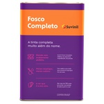 Tinta Acrílica Premium Fosco 18L - Suvinil Fosco Completo