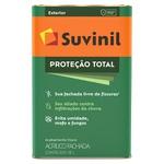 Tinta Acrílica Emborrachada Fosca Proteção Total 18L Branco - Suvinil