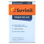 Tinta Acrílica Premium Semi Brilho 18L Branco - Suvinil Toque de Luz