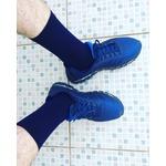 Meia Premium Social/Casual Azul Noite