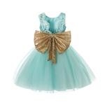 Vestido Princess Green