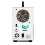 Gerador De Ozonio Purific Oz Plus 15g/h Bivolt Wier - 606