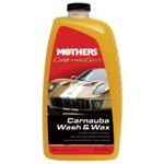 CARNAUBA WASH & WAX MOTHERS – Shampoo com carnauba