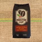 MESTRE CAFÉ ESPRESSO PREMIUM - 100% ARÁBICA - 1Kg