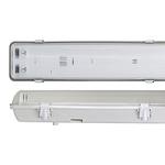 Luminária Blindada Sobrepor IP65 2x28/32/36/40/54W 01527/01528 OUROLUX
