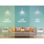 Spot LED Redondo Branco 5W Bivolt 2700K (Luz Amarelada/Quente) - Philips
